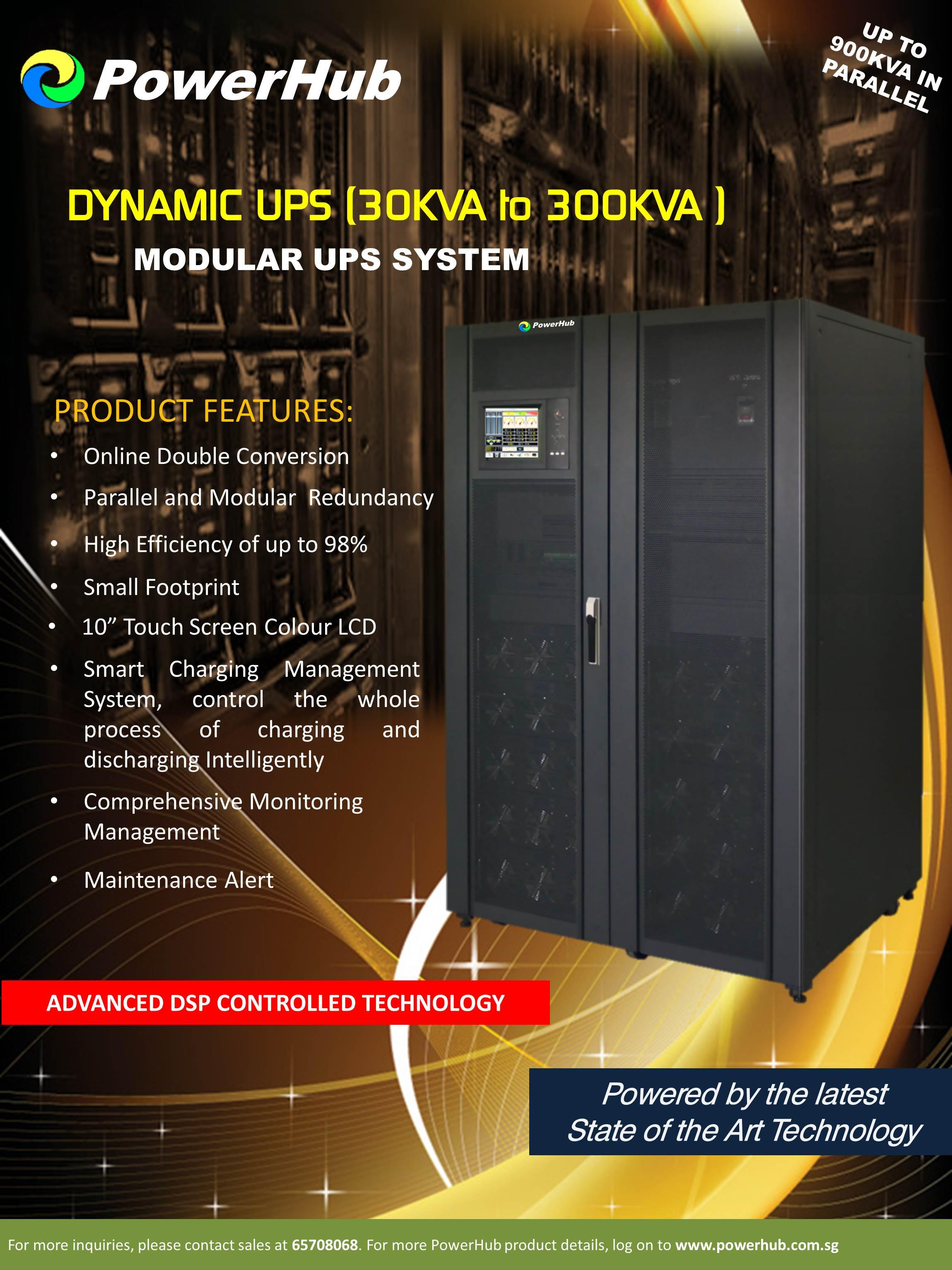 DYNAMICS II UPS