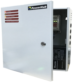 24V DC Power Supply Charger Enclosure | APECUS Technologies