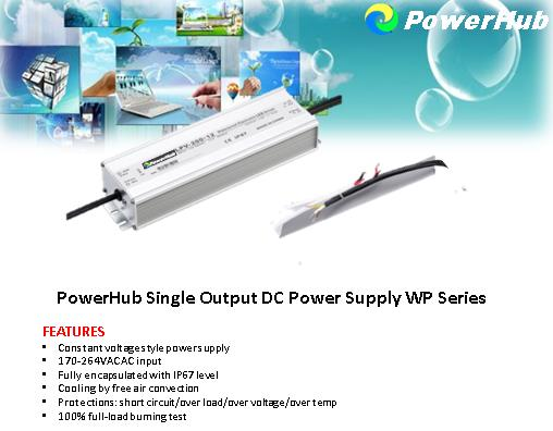 LPV Waterproof DC  Power Supply