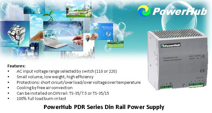 Din Rail DC Power Supply