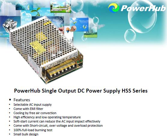 Single Output DC Power Supply